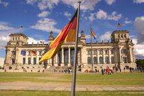 Reichstag Berlin von Sascha Stoll
