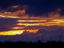 Sunrise by Eberhard Schmidt-Dranske
