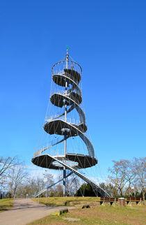 Killesbergturm Stuttgart von Sascha Stoll
