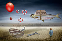 Ein Fisch auf Reisen von Ursula Di Chito