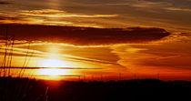 Sonnenaufgang von Eberhard Schmidt-Dranske