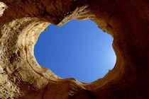 Cave sky view by Felix Van Zyl
