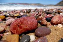 Colouful Stone beach by Felix Van Zyl