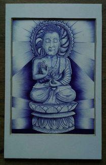 Bcn Buddha by Ben Johansen