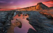Nash Point South Wales von Leighton Collins