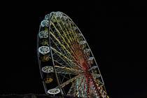 Rummel mit Riesenrad... von Willi Bido