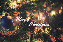 Merry Christmas von Christian Inchingolo