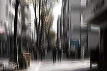 Die Stadt stürmen  von Bastian  Kienitz
