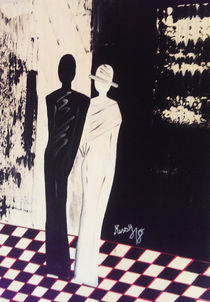 Vertrautes Paar by Monika Missy