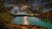 Sunset - Cala Mondrago Mallorca von Stefan Vogelmann