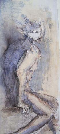 Männlicher Akt von Lucia Ripota