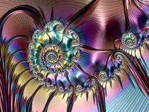 Thorny Dream Spiral von Elisabeth  Lucas