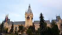The Palace of Culture in Iasi by ambasador