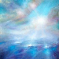 Himmelblau von Annette Schmucker