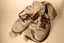 alte Schuhe von Daiana Hahn