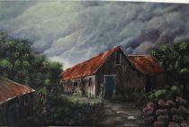 Storm coming up von lia-van-elffenbrinck