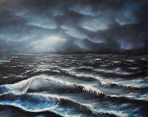 Flooding Clouds von lia-van-elffenbrinck