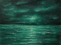 Gloom at Sea von lia-van-elffenbrinck