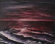 Ocean seperates land not souls von lia-van-elffenbrinck
