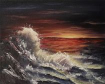 Smell the sea by lia-van-elffenbrinck