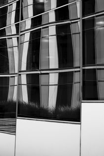 Architecture Abstract by Jim Corwin