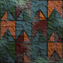 Triangles on the wall von FABIANO DOS REIS SILVA