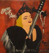 Madonna - Joan of Arc - Rebelheart von Jovica Noah Kostic