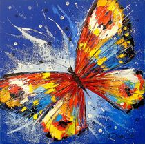 Butterfly by Olha Darchuk