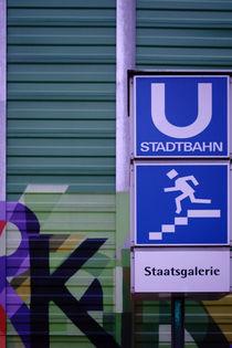 Stadtbahn by Bastian  Kienitz