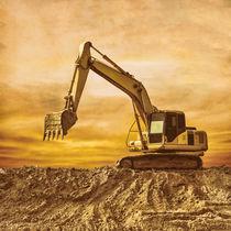 Excavator by tastefuldesigns