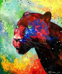 Panther by Olha Darchuk