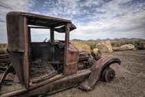 Vintage Car 2 by Elisabeth  Lucas