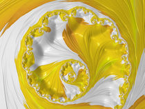 Dreamy Golden Spiral von Elisabeth  Lucas