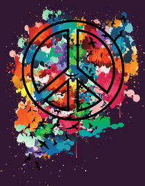 peace by Cindy Shim