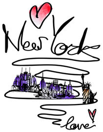 LOVE NEW YORK von Cindy Shim