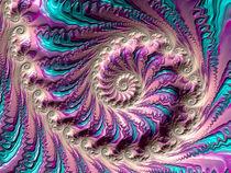 Elaborate Fantasy Spiral von Elisabeth  Lucas