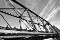 Tempe Train Bridge von Elisabeth  Lucas