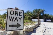 One Way von Mario Hommes