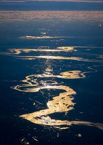 Ijssel river von Erik Mugira