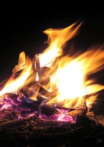 lagerfeuer von Erik Mugira