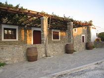 Griechisches Haus von vivaphoto