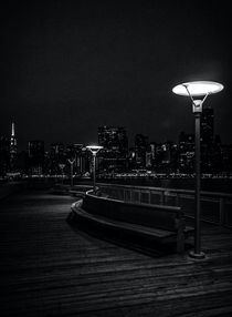 Empire State Building Pre-dawn by James Aiken