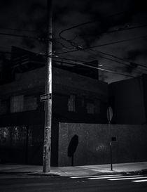Lonely Street Corner by James Aiken