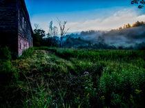 Foggy Farm Day 2 von James Aiken