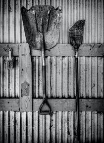 Barn Tools 1 von James Aiken