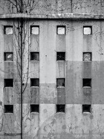 Urban Barrier 2 by James Aiken