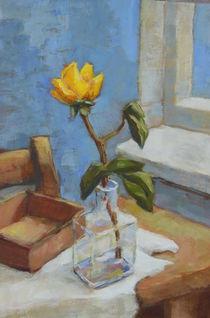 Das Blaue Zimmer Picasso  by alfons niex