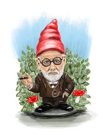 Freud gnome von Condor Artworks