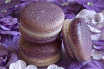 Flower Macarons von Elisabeth  Lucas