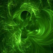 Emerald Light Waves von Elisabeth  Lucas
